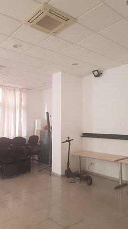 Actualmente Centre Cìvic, utilizado por entidades solidarias