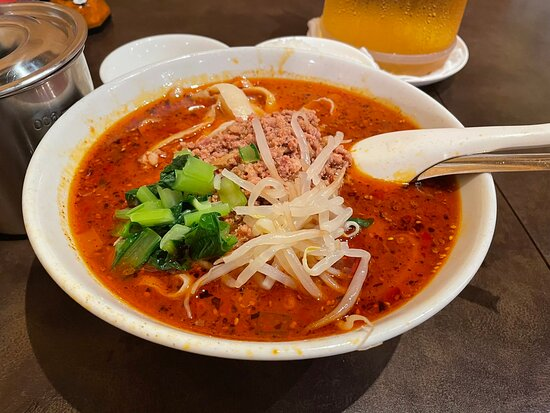 I think it's the most delicious noodle I've ever eaten.  I recall Chongqing, where I once lived.