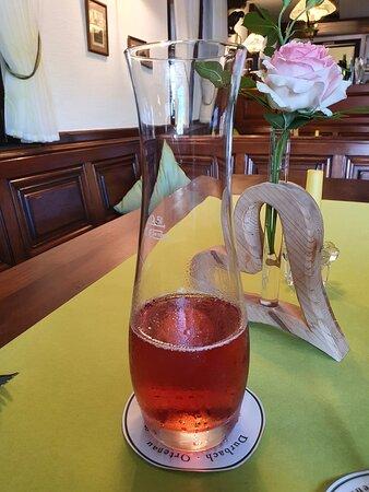 Rose Wein