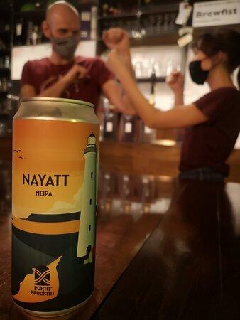 Nayatt - Porta Bruciata