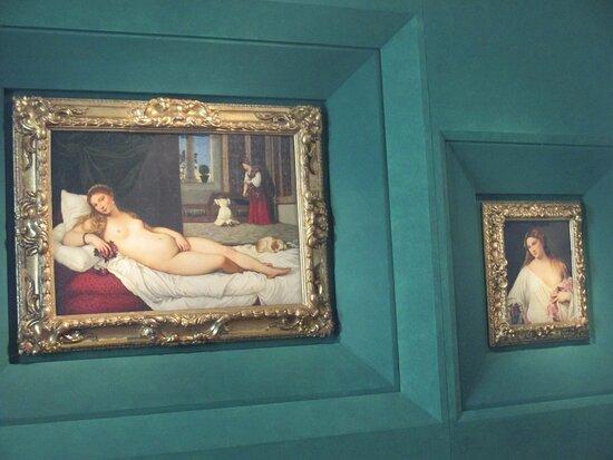 Uffizi: Capolavori d'arte