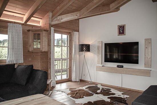 Wohnzimmer - Quartier 3