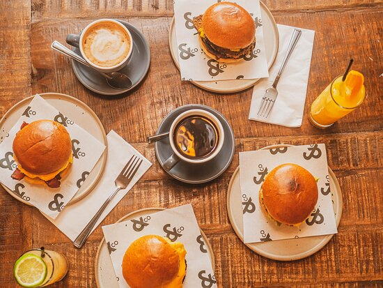 Did someone say Breakfast at & Company Mann Island? We've got delicious range of choices available now at & Company Mann Island. At & Company Mann Island, we're serving delicious home-cooked breakfasts from 9am. Did someone say Bottomless Brunch? We've got that too!