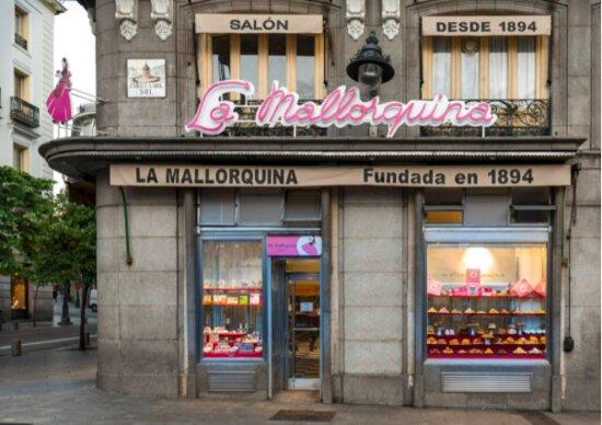 Pastelería La Mallorquina Sol