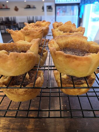 We are famous for our butter tarts