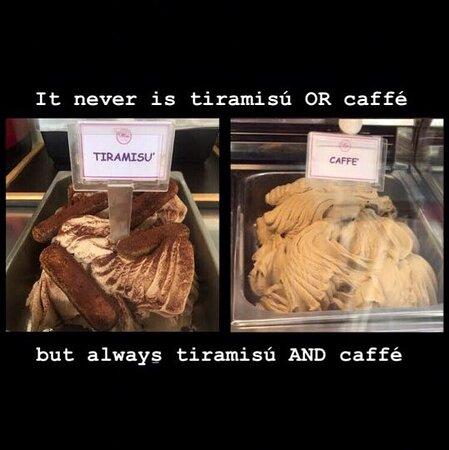 One of the best italian combinations: ᴛɪʀᴀᴍɪꜱᴜ́ and ᴄᴀꜰꜰᴇ́ 🇮🇹