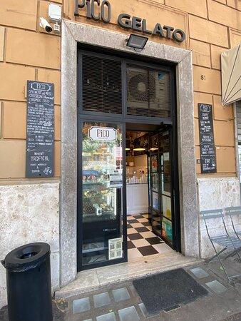 Pico Gelato, Via Donatello 81 Rome