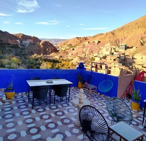 360° terrace view