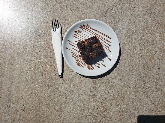 Homemade Oreo chocolate Brownies