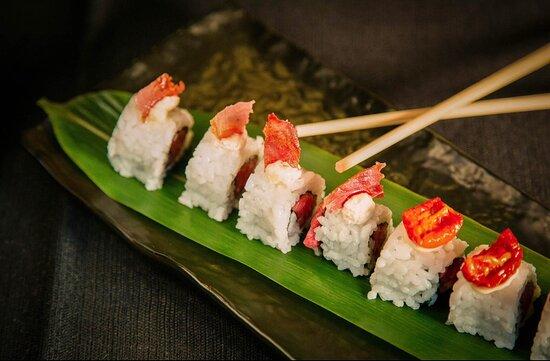 Sushi di carne