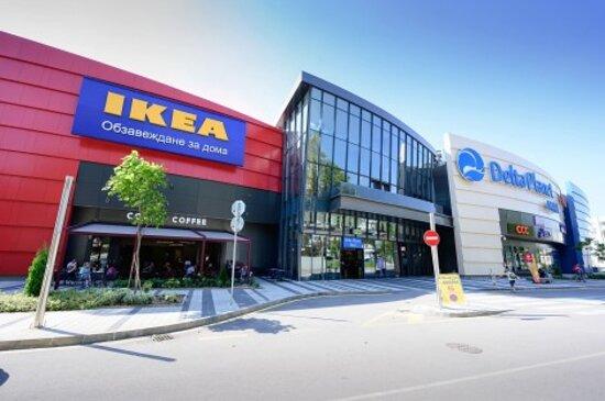 Delta Planet Mall 185 Slivnitsa Blvd, Varna