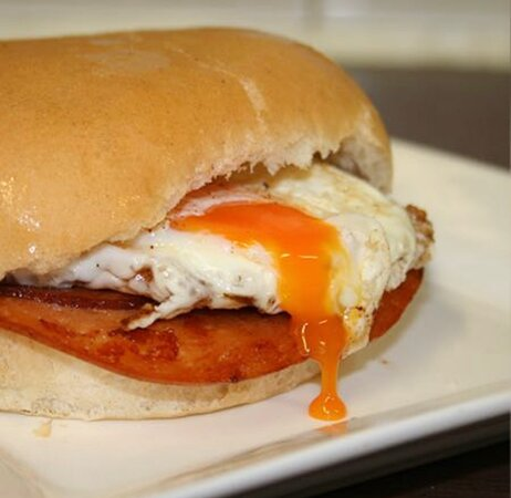 Simple Spam and Egg 😍
