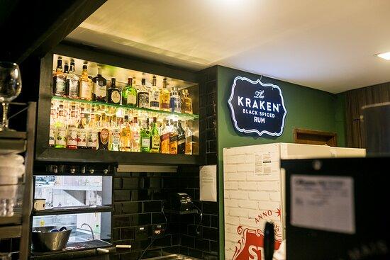 Bar de drinks