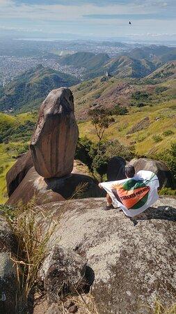 Trilha da Pedra do Osso - Realengo - Parque Estadual da Pedra Branca - Rio de Janeiro