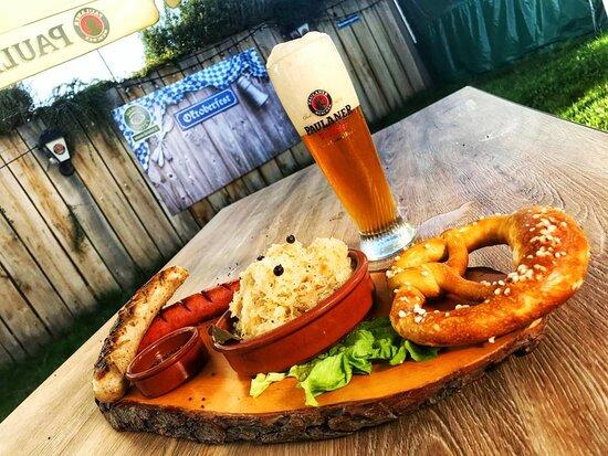 Weissbier ou bière artisanale faite maison