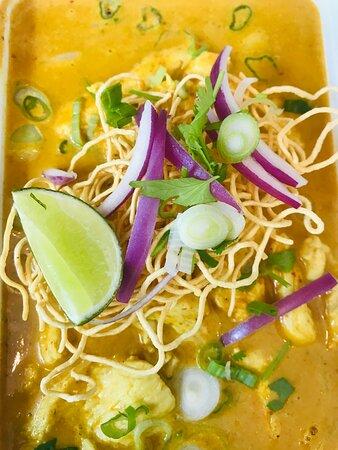 Khao Soi Noodle