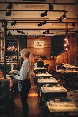 1931 interior