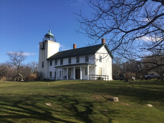 Nautical Museum at Horton Point Lighthouse operated by Southold Historical Museum