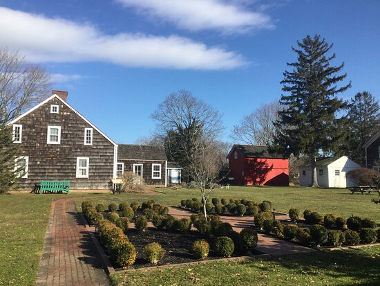 Thomas Moore House at Southold Historical Museum's Maple Lane Complex
