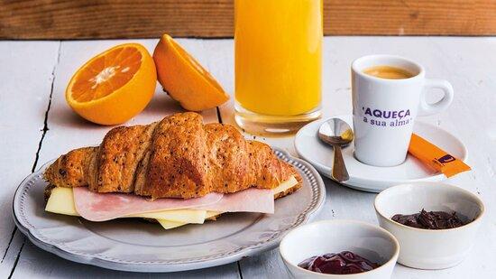 Venha tomar o pequeno-almoço na companhia da Jeronymo!