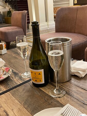 Afternoon Tea - Prosecco