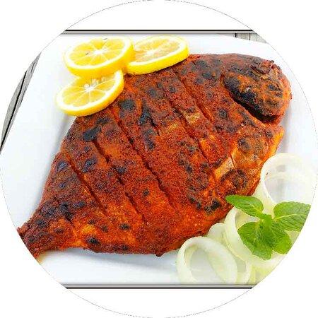 Kakinada Grill Fish