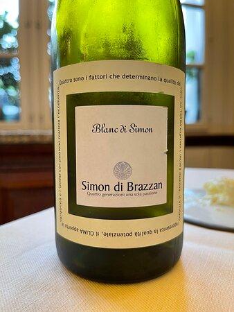 vino bianco per iniziare