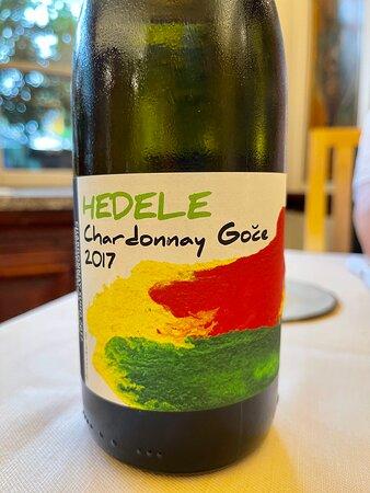 ottimo vino bianco Chardonnay