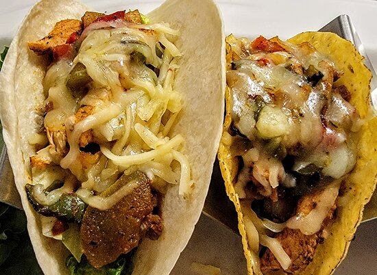 soft & hard tacos