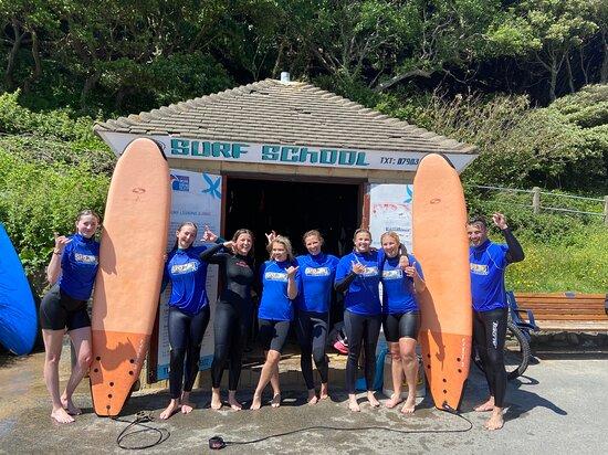Gower Surfing School