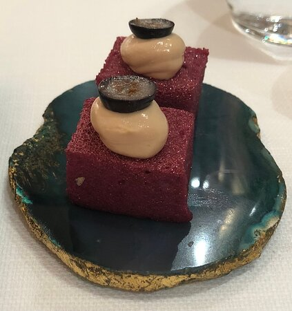 Un des meilleurs restaurants à Bruxelles - haut de gamme