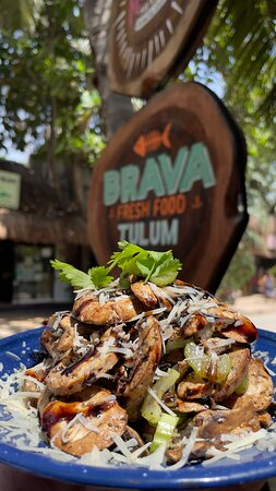 Seafood from Brava!