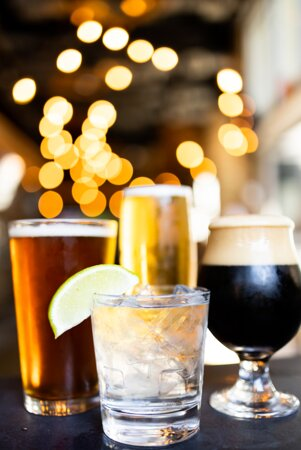 Happy Hour Everyday 2pm-6pm   visit  www.oakandstone.com/promotions for more details