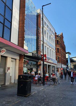 The Welkin Pub in Liverpool Buisness District