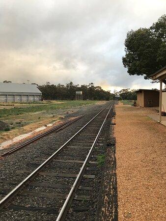 Bealiba Históric Railway Station