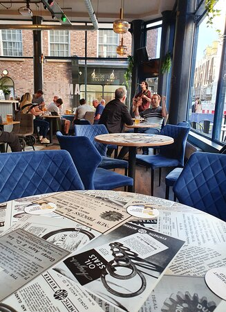 Angus Tap And Grind in Liverpool Buisness District