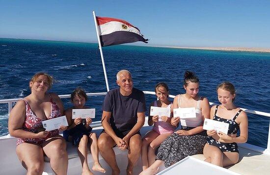 Hurghada kurs nurkowania