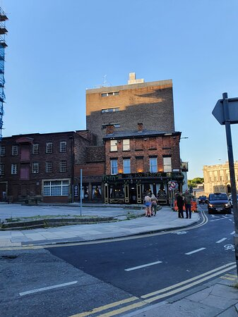 The Excelsior Pub in Liverpool Buisness District