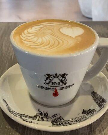 #opus #espresso #morelli #thebest