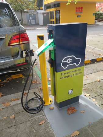 State government has recently announced cash incentives to help boost sales of EVs. Roadside charging is currently free.