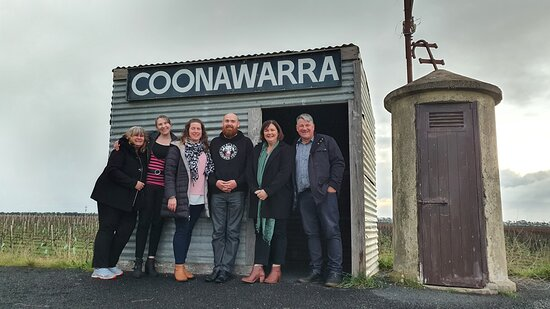 Fun at the Coonawarra Siding