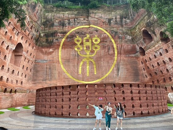 Dhyana (Meditation) Site Free attractions before the ruins