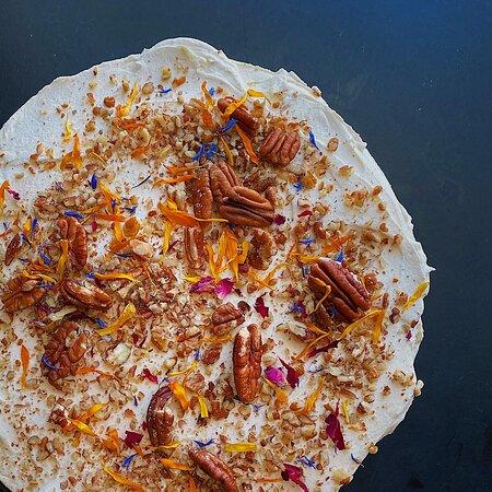 Gluten-Free treats -  Carrot cake