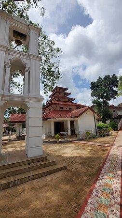 Sri Lanka: Sri Sudassanaramaya Temple
