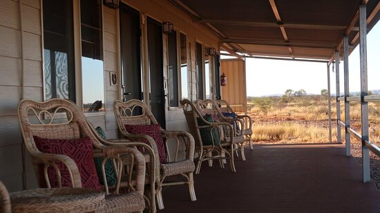 Plainsview Lodge Verandah
