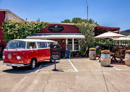 هيلدسبيرغ, كاليفورنيا: VW at the Tasting Room
