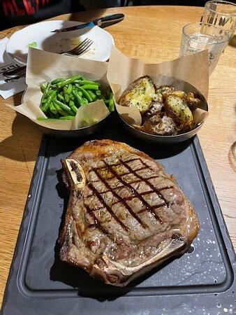 Good steakhouse