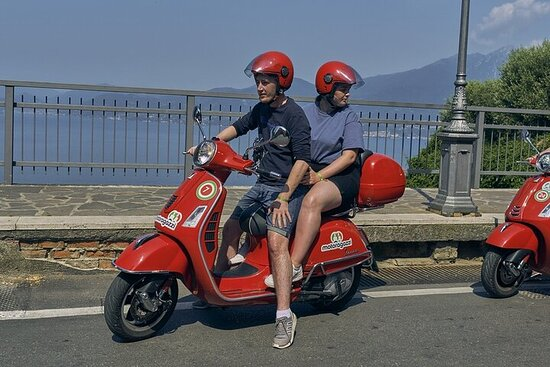Full-Day Self-Guided Scooter Tour from Peschiera del Garda
