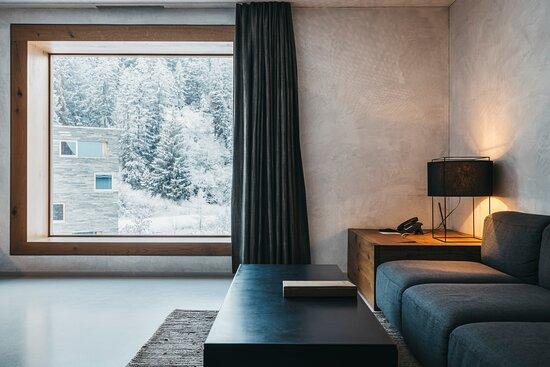 Apartment Bedroom View