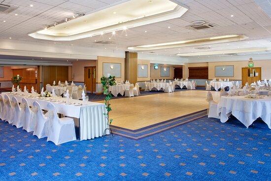 Gwent Suite in Banquet Layup